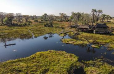 Gunn's Camp, Okavango Delta