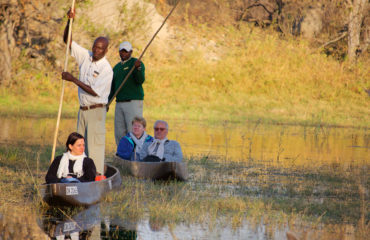 Mokoro Excursion, Okavango Delta