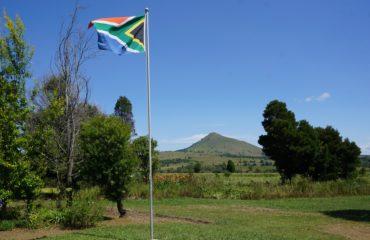 Coromandel Primary SA Flag Spitzkop