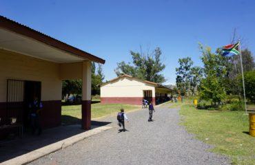 Coromandel Primary School running