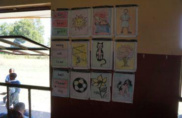 Coromandel Primary kids art