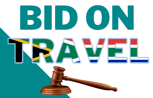 Bid on Travel logo